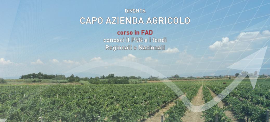Capo Azienda Agricolo