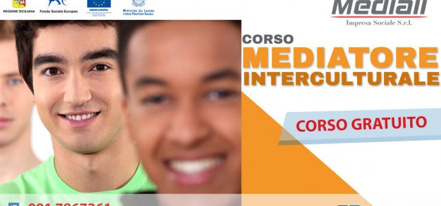 Corso per Mediatore Interculturale 2018 Gratuito - Mediali.it