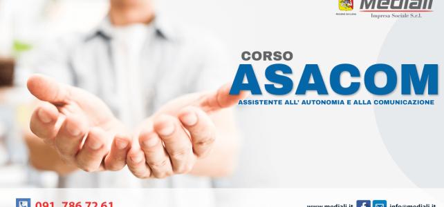 Corso per Assistente all'Autonomia e Comunicazione (ASACOM)