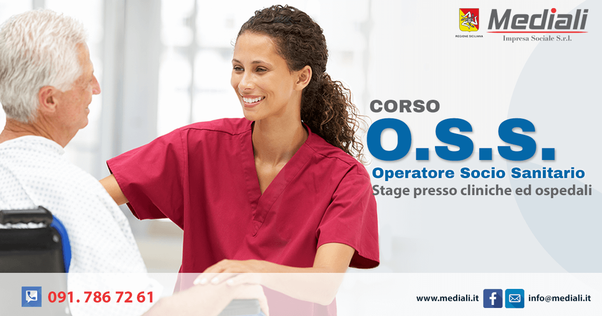 OSS Operatore Socio Sanitario - Mediali.it
