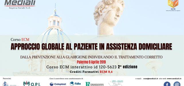 ECM Approccio globale al paziente in assistenza domiciliare 9 aprile 2019